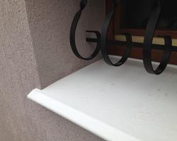 Isolation thermique extérieure Tablette fenêtre - Remiremont - Robin et fils