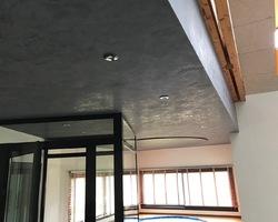 Plafond stuc vénitien - Saint Nabord - Robin et fils