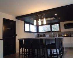 Décoration Plafond noir mat ressource - Epinal - Robin et fils