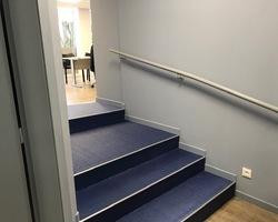 Escalier en Bolon