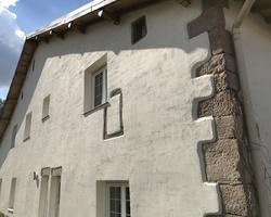 Ravalement façade - Pouxeux - Robin & Fils